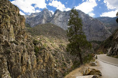 Kings canyon Royalty Free Stock Photos