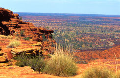 Kings Canyon Royalty Free Stock Images