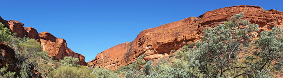 Kings Canyon, Australia Stock Image