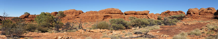 Kings Canyon, Australia Royalty Free Stock Image