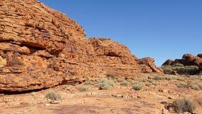 Kings Canyon, Australia Stock Image