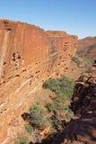 Kings Canyon, Australia Stock Images