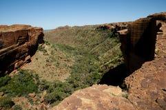 Kings Canyon - Australia Royalty Free Stock Images