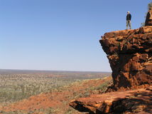 Free Kings Canyon Lookout Royalty Free Stock Photos - 26326848