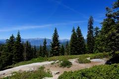 Kings Canyon National Park - California Royalty Free Stock Photo