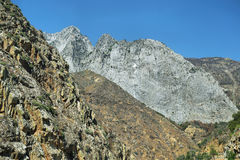 Kings Canyon National Park, California, USA. Stock Images