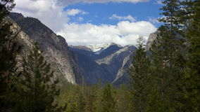 Kings Canyon stock video footage
