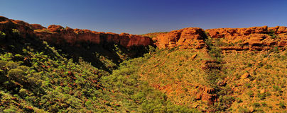 Kings canyon. Uluru KataTjuta national park Australia Stock Image