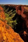 Kings canyon. Uluru KataTjuta national park Australia stock photo