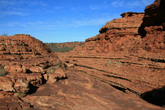 Kings Canyon, Watarrka National Park, Australia Stock Photography