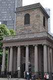The Kings Chapel in Boston Stock Images