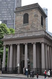 The Kings Chapel in Boston Royalty Free Stock Image