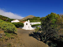 Kings' chapel on Hierro Stock Photography