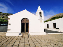 Kings' chapel on Hierro Stock Images