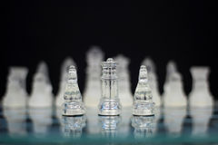 The Kings - Chess War Royalty Free Stock Photos