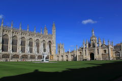 Kings College Stock Image