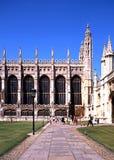 Kings College, Cambridge. Royalty Free Stock Photo