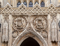 Kings College Cambridge England Stock Images