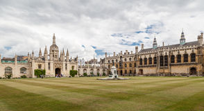 Kings College Cambridge England Stock Photo