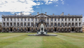 Kings College Cambridge England Royalty Free Stock Photography