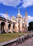 Kings College, Cambridge. Stock Photos