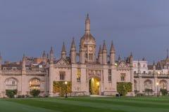 Kings College Cambridge Royalty Free Stock Image