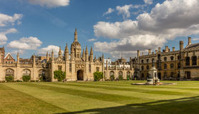 Kings College, Cambridge. King's College is a constituent college of the University of Cambridge in Cambridge, England. Formally named The King's College of Our Stock Photos