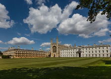 Kings College, Cambridge Royalty Free Stock Photography