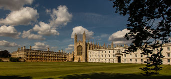 Kings College, Cambridge Stock Photography