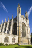 Kings College Cambridge Royalty Free Stock Photography