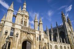 Kings College Cambridge Stock Photos