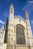 Kings College Cambridge Royalty Free Stock Photos