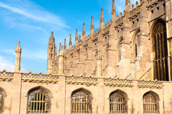 Kings College Chapel Royalty Free Stock Photo