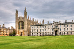 Kings College Chapel Royalty Free Stock Photography