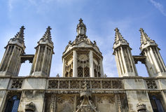 Kings college chapel Cambridge Stock Images