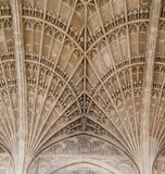 Kings College Chapel Cambridge England Stock Images