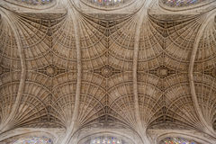 Kings College Chapel Cambridge England Stock Photos