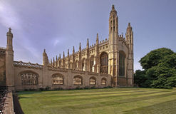 Kings College Chapel Stock Photography