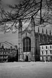 Kings College Chapel Stock Image