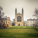 Kings College Chapel, Cambridge Royalty Free Stock Photography