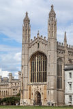 Kings College Chapel Cambridge University England Stock Photography