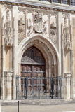 Kings College Chapel Cambridge University England Royalty Free Stock Photography