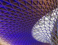 Kings Cross Modern Architecture Stock Photography