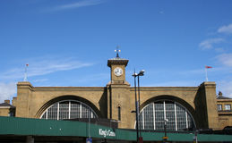 Kings Cross Railway Station Stock Images