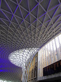 Kings Cross railway station Stock Photography