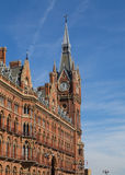 Kings Cross St Pancras Royalty Free Stock Photography