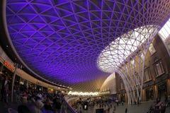 Kings Cross Station Royalty Free Stock Photo