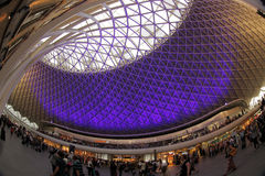 Kings Cross Station Stock Photography