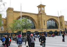 Kings Cross Station Stock Images