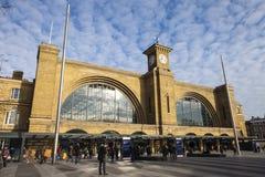 Kings Cross Station Stock Photos